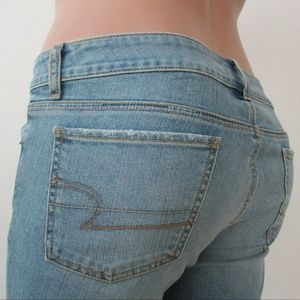 AMERICAN EAGLE Jeans PLUS SIZE 14 Straight NWOT